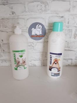 BEA natur Spar Set Savana Shampoo mit Aloe Vera 1000ml und BEA natur Velvet Conditioner 1000ml