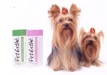 Pet Esthé Professional Shampoo for Long-haired Dogs | 1 L abgefüllt