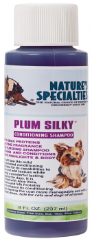 Nature´s Specialties PLUM SILKY SHAMPOO & CONDITIONER - 59ml Testgröße