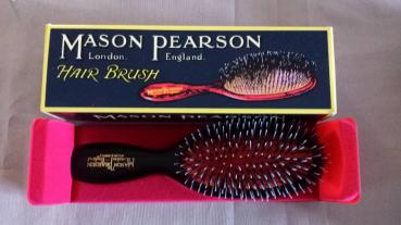 Mason Pearson Pocket Bristle/Nylon - Welpenbürste -
